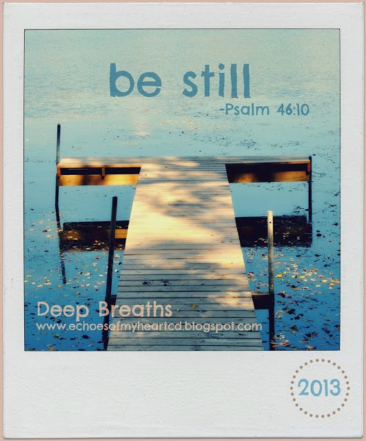 Our Word for 2013