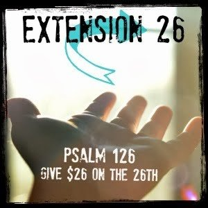 Extension 26: Showing Hope