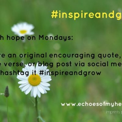 #inspireandgrow: Keepin' It Real!