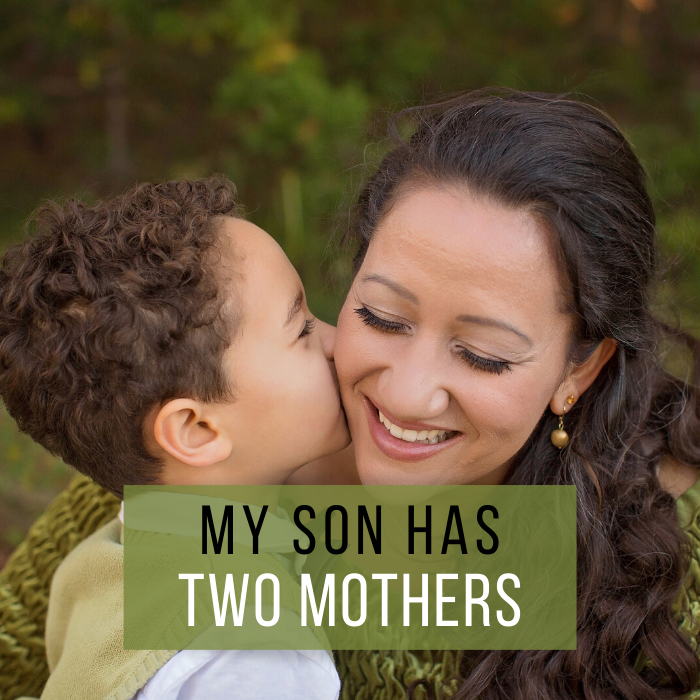 My son has two mothers adoption