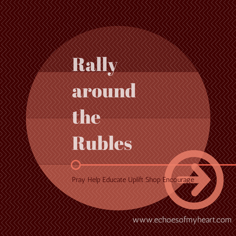 Wound Up Women: Rally Around The Rubles (Giveaways)