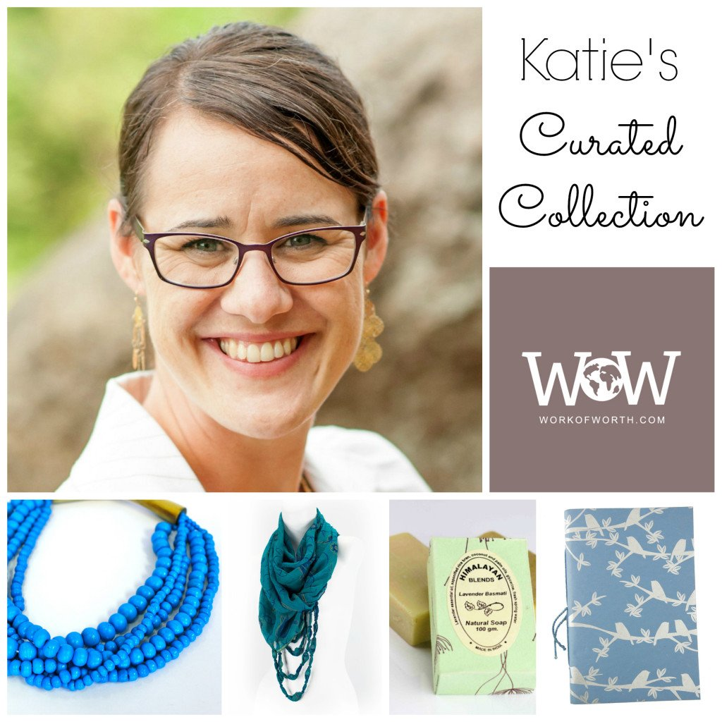 Katie Reid's Curated Collection for Work of Worth