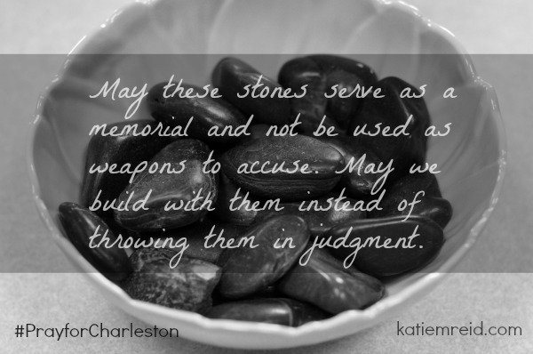 Stones As A Memorial image by Katie M Reid