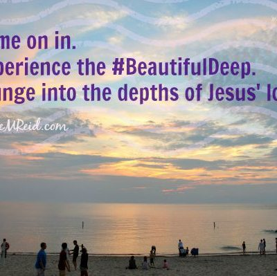 Diving Into the Beautiful Deep (Declare Conference Link-up)