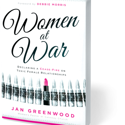 Restoration Project: Women at War (Book Review)