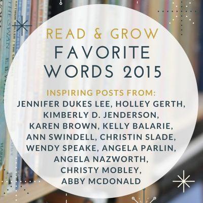 Favorite Blog Posts List for 2015