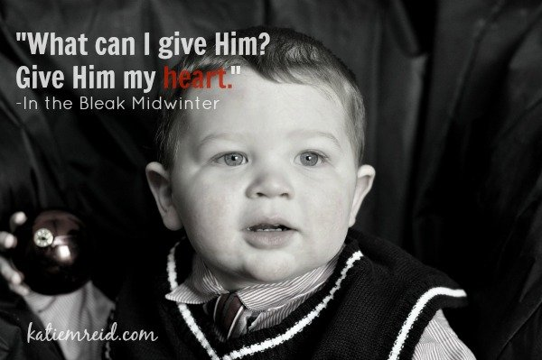 Give Him My Heart by Katie. M. Reid Photography