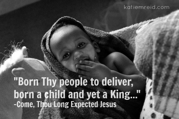 Born a child and yet a king image by Katie M. Reid Photography