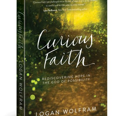 Interview with Logan Wolfram (Author of Curious Faith)
