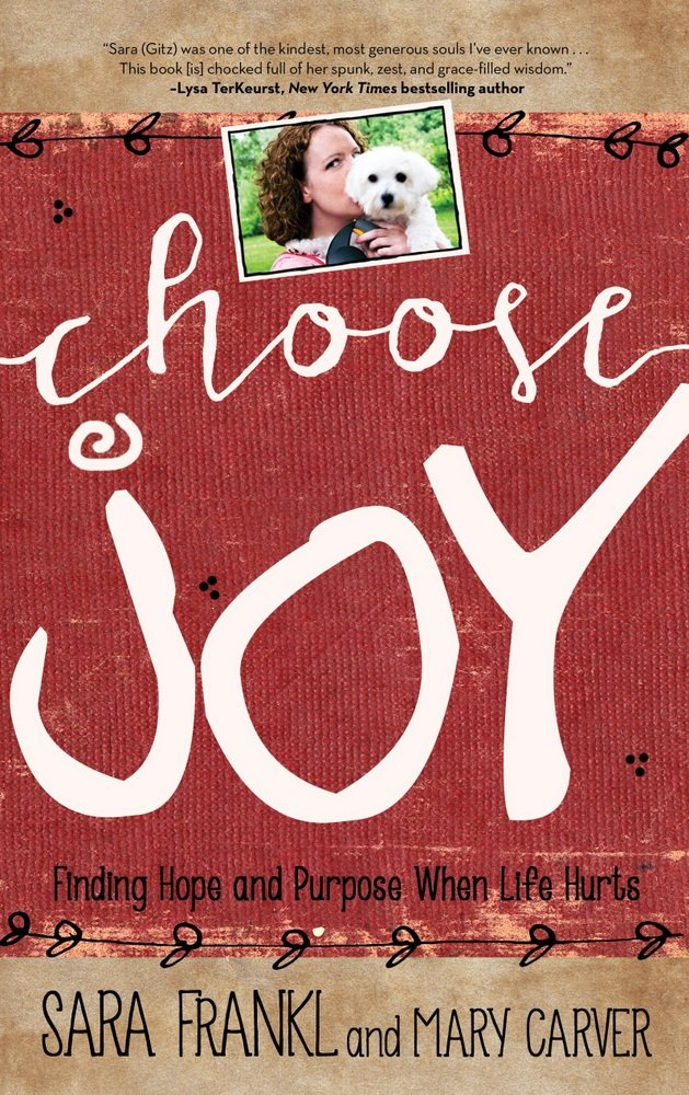 Choose Joy: Interview with Mary Carver (Book Review)