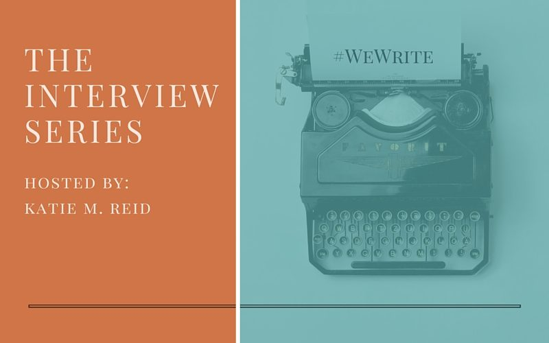 Author Interview Series by Katie M. Reid