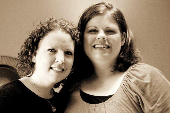 Sara Frankl and Mary Carver