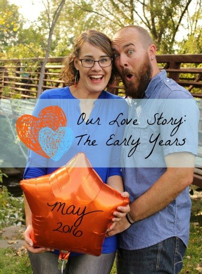 Our Love Story the Early Years by Katie M. Reid