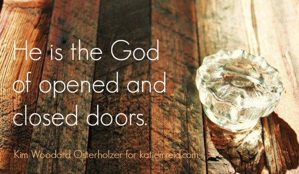 Listen Close, Listen Well: Fear and Doorknobs (Kim Osterholzer)