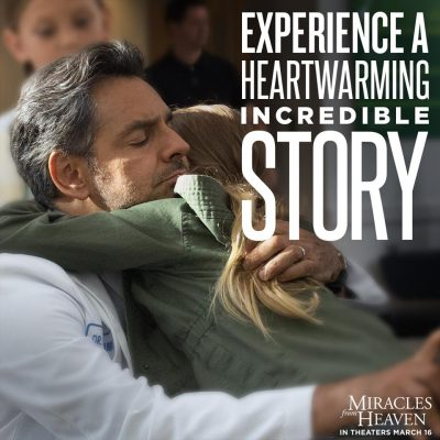 Miracles from Heaven (Movie Review)