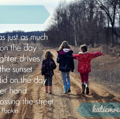 Now That My Kids are Taller than Me (Guest Post: Shannon Popkin)