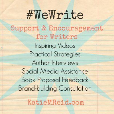 We Write Community hosted by Katie M Reid