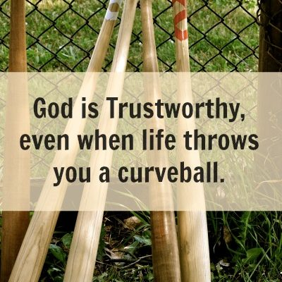Has Life Thrown You a Curve Ball? (#RaRa Linkup)