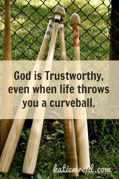 God is trustworthy