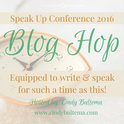 5 Reasons Why You Should Attend Carol Kent's Speak Up Conference