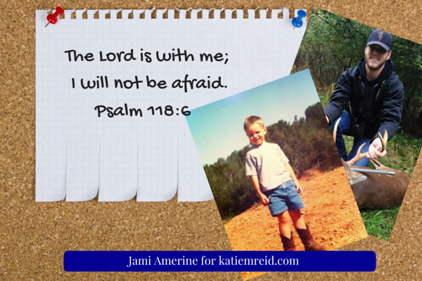 The Lord is with me image by Jami Amerine