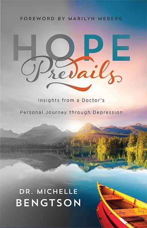 Hope Prevails Book by Dr. Michelle Bengtson