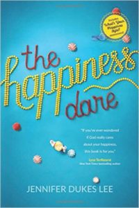 The Happiness Dare book cover