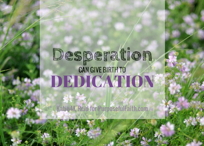 Birthing Hope through Desperation