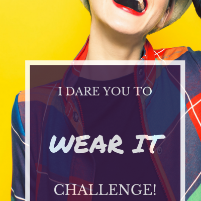 Grounded: I Dare You to Wear It Challenge!