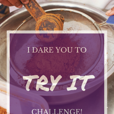 Grounded: I Dare You to Try It Challenge!