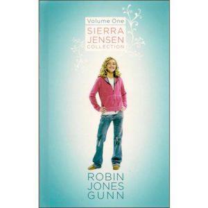 Sierra Jensen volume one cover by Robin Jones Gunn