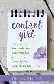 Control Girl book by Shannon Popkin