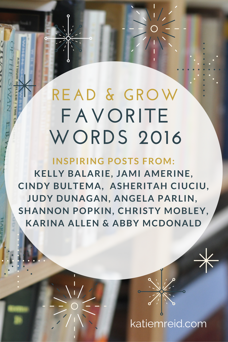 Favorite Blog Posts List for 2016