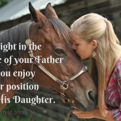 Dear Tightly Wound Woman: You are My Daughter