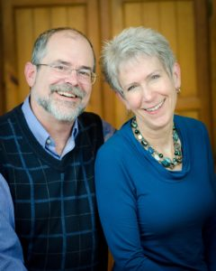 Jim and Lynne Jackson of Connected Families