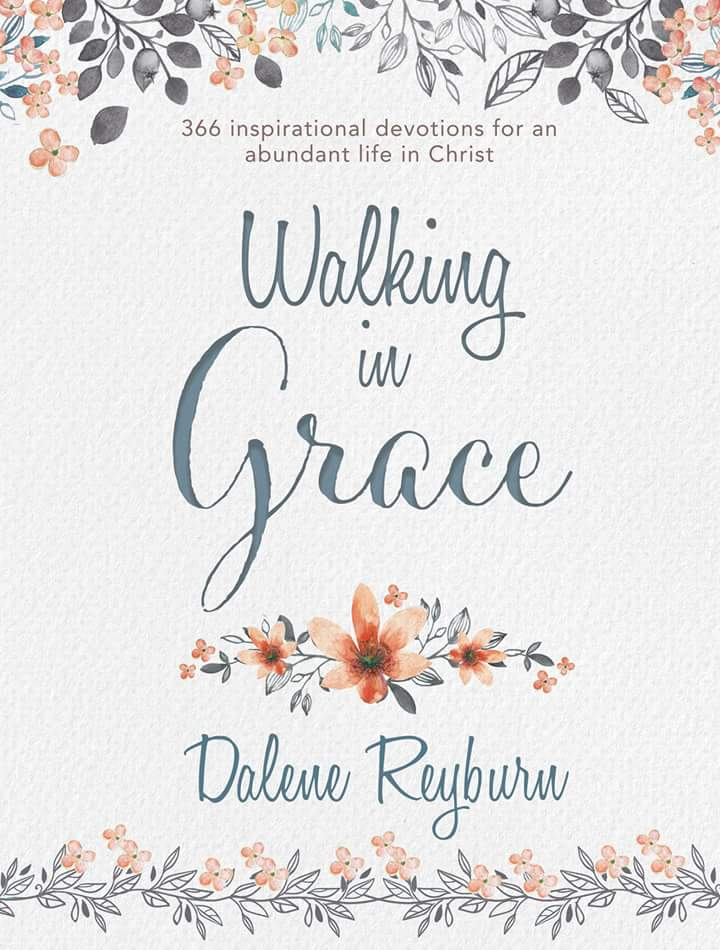 Because You're Stuck and Unstuck by Grace (Guest Post by Dalene Reyburn)