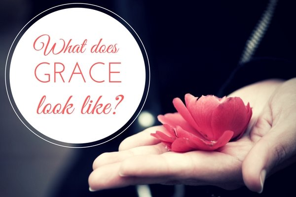 What does grace look like image by Bobbie Schae