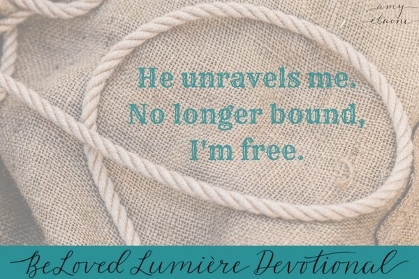 Devotional: Unwinding in God's Presence (Guest Post)