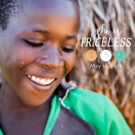 She Is Priceless Global Giving Day & Giveaway!