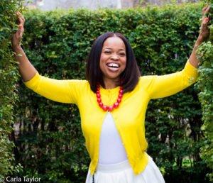 Writer Tyra Lane-Kingsland author of Purposeful Parenting