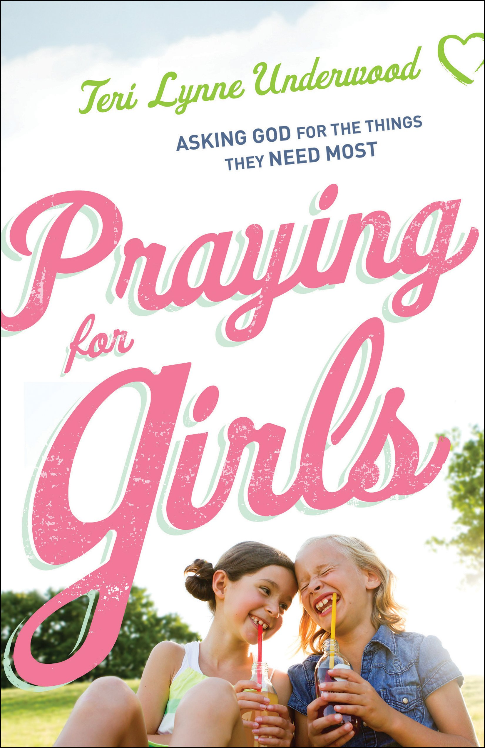 Interview with Teri Lynne Underwood (Author of Praying for Girls)