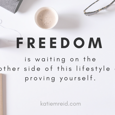 Freedom from the Pressure to Be Every Woman