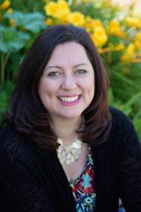 Author Tricia Goyer