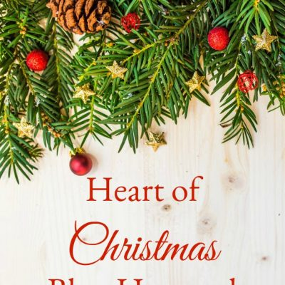 A Gift that Will Not Disappoint (and the Heart of Christmas Giveaway)!