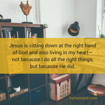 Christ in the Home of My Heart