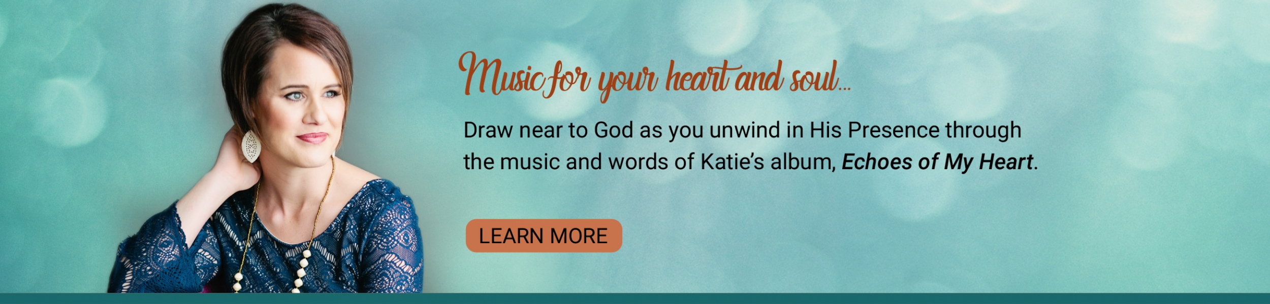 Katie Reid - Echoes of My Heart