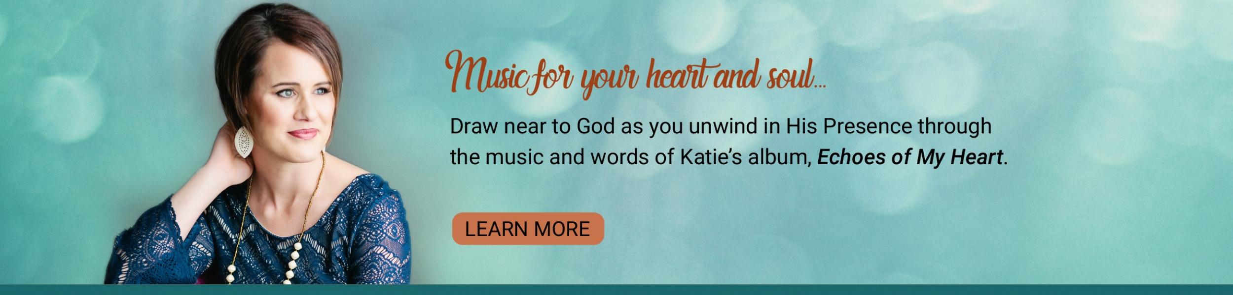 Katie Reid - Echoes of My Heart