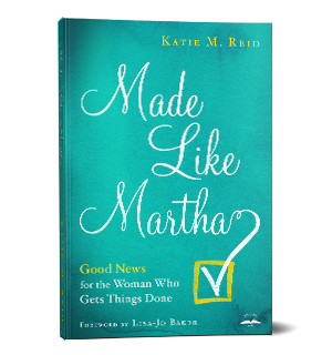 Made Like Martha book by Katie M. Reid