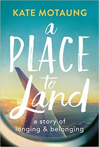 Interview with Kate Motaung (Author of A Place to Land)