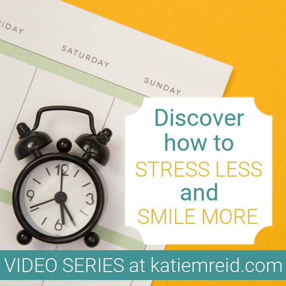 discover how to dress less and smile more with this free video series with Katie M. Reid